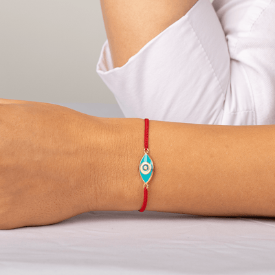 Thought Cleanser Red String Bracelet