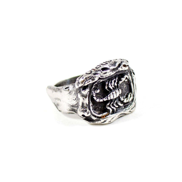 Zodiac Scorpio Ring - Karma and Luck | Buy Online