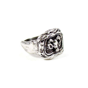 Zodiac Aries Ring - Karma and Luck | Buy Online