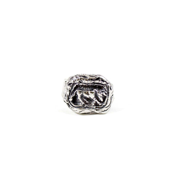 """The Endurer"" - Taurus Zodiac Ring"