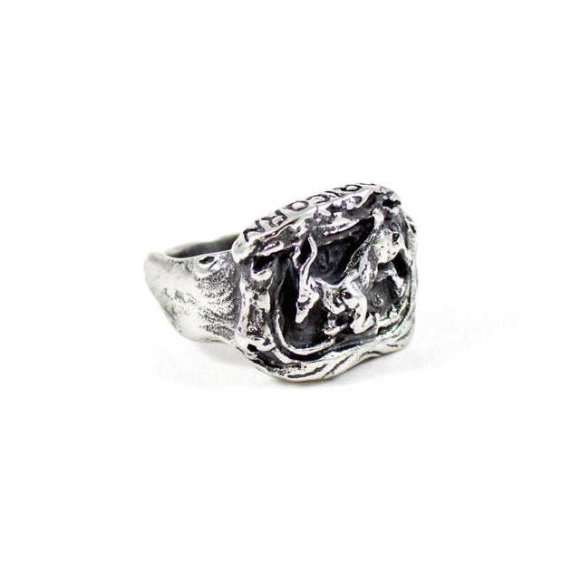 Zodiac Capricorn Ring - Karma and Luck | Buy Online