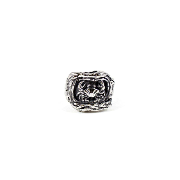"""The Sentimentalist"" - Cancer Zodiac Ring"