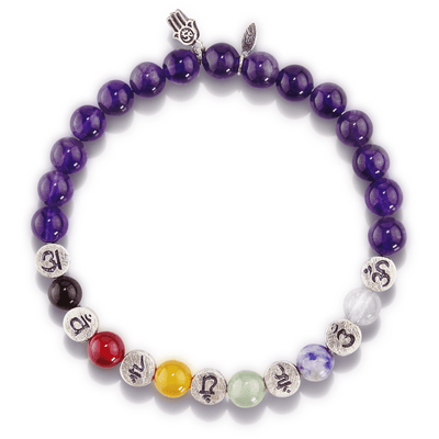 Balanced Chakra Bracelet - Karma and Luck | Buy Online