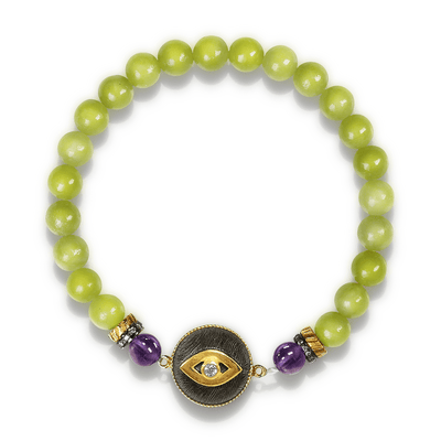 Defensive Trio Bracelet - Karma and Luck | Buy Online