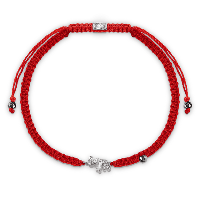 Infinite Wisdom Red String Bracelet - Karma and Luck | Buy Online