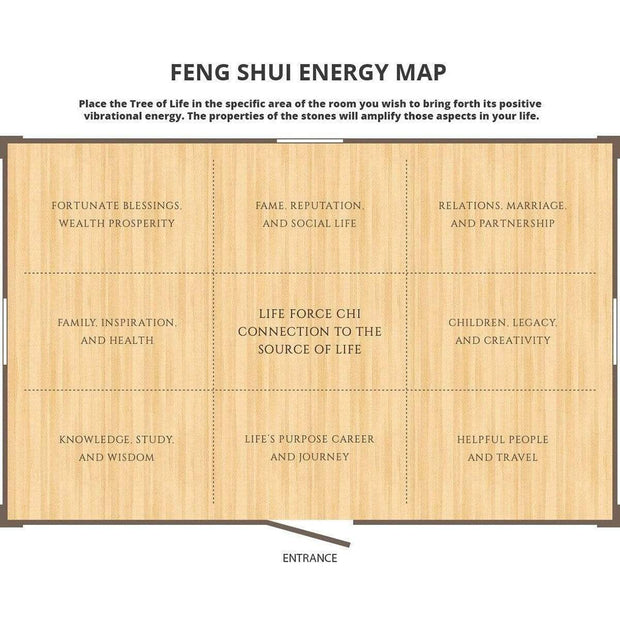 Energy Stabilizer Feng Shui Tree
