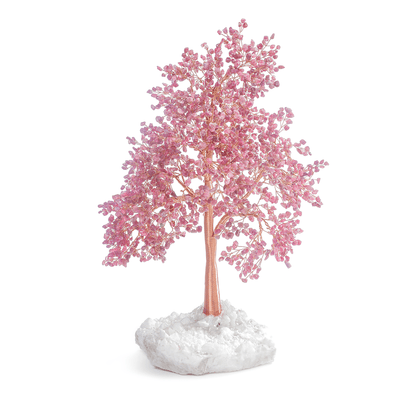Peaceful Shelter Feng Shui Tourmaline Tree - Karma and Luck | Buy Online