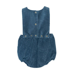 【yellowpelota】【2020AW】Pepperberry Romper - Ocean Blue