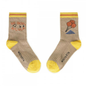 [WOLF&RITA][21SS]  SOCKS - BE POP