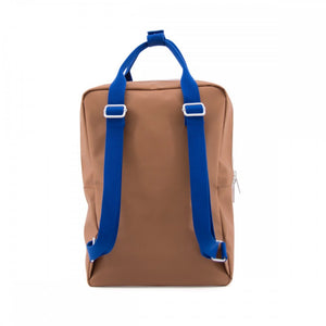 【sticky lemon】large backpack envelope deluxe | sugar brown