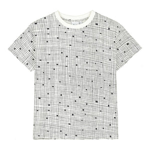 [BEAU LOVES][21SS] Natural Grid T-Shirt