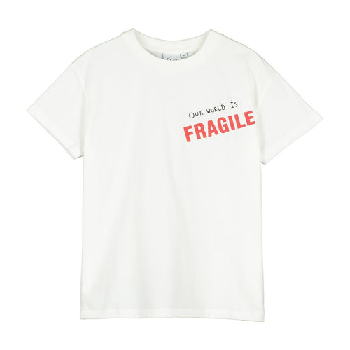 [BEAU LOVES][21SS] Natural Our World is Fragile T-Shirt