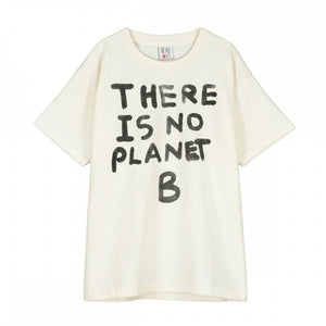 [BEAU LOVES][21SS] Natural No Planet B T-Shirt