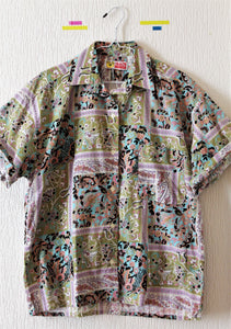 Chemise manches courtes 90's