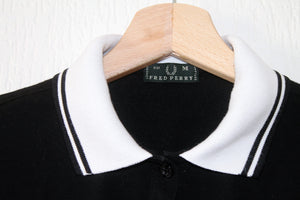 Polo Fred Perry noir
