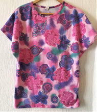 T-shirt rose psyché