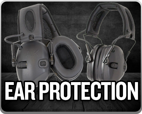 Ear Protection for shooting sports
