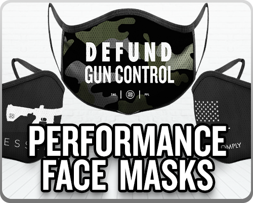 Pro 2a Performance Face Masks