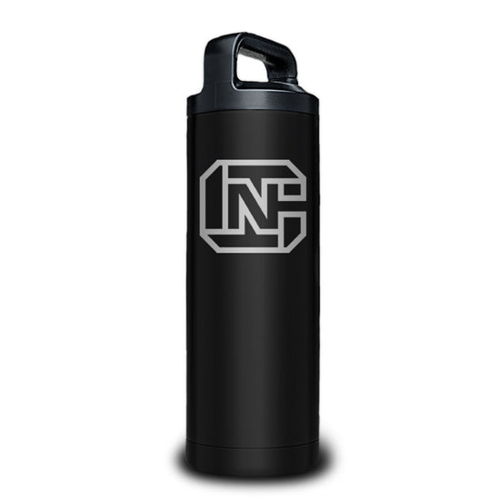CN Logo Coated Bottles