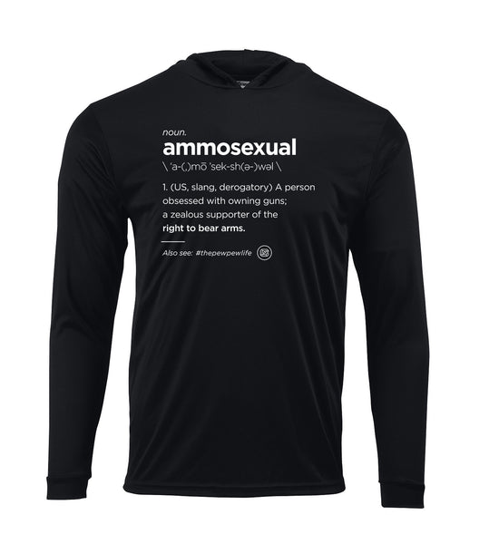 Ammo Sexual Definition Performance Hoodie