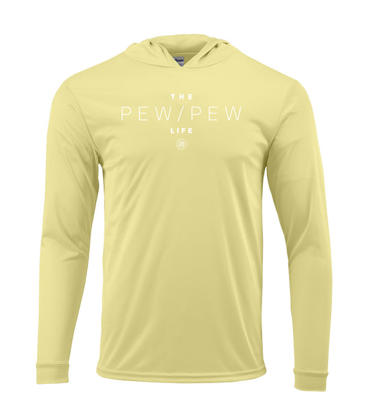The Pew Pew Life Performance Hoodie