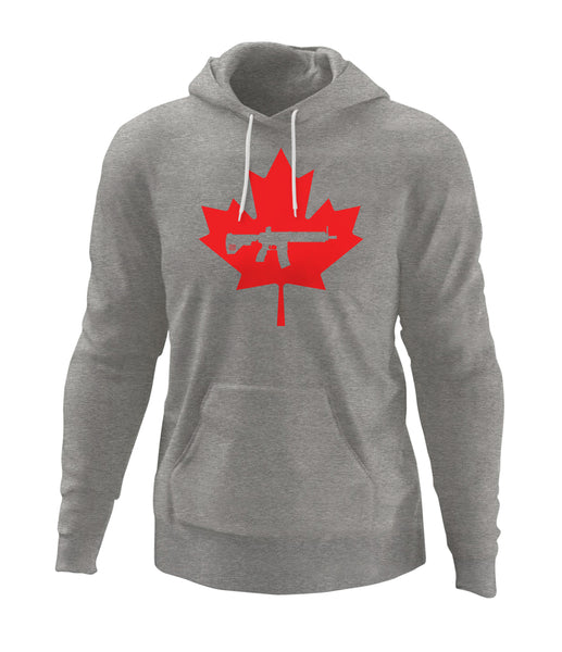 Keep Canada Tactical Maple Leaf Hoodie