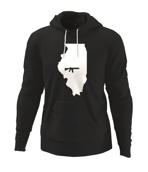 Keep Illinois Tactical Hoodie