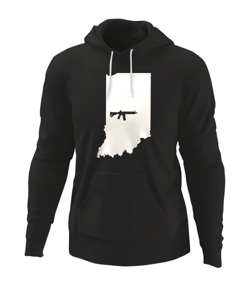 Keep Indiana Tactical Hoodie