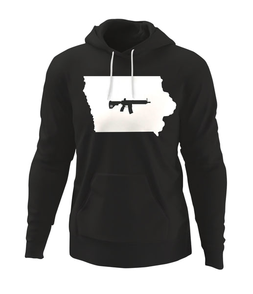 Keep Iowa Tactical Hoodie