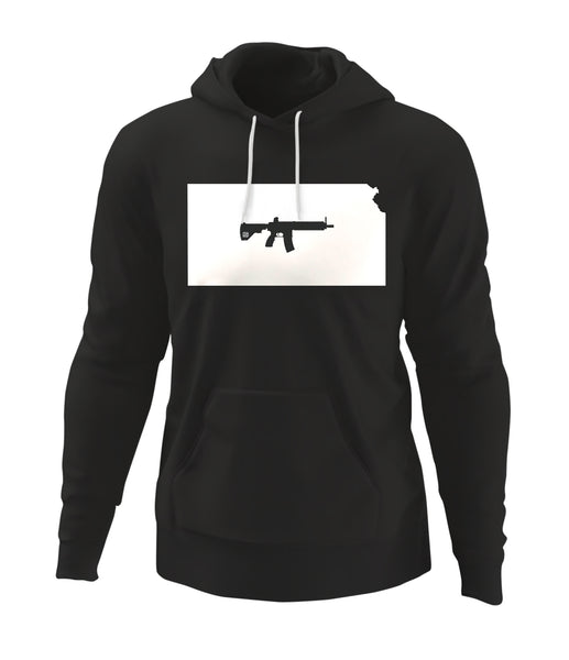 Keep Kansas Tactical Hoodie