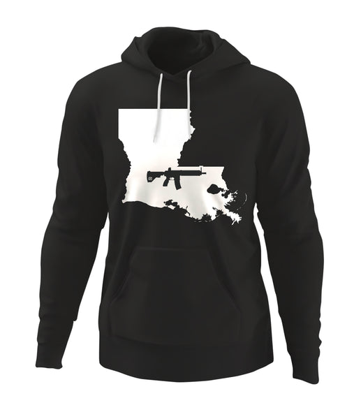 Keep Louisiana Tactical Hoodie