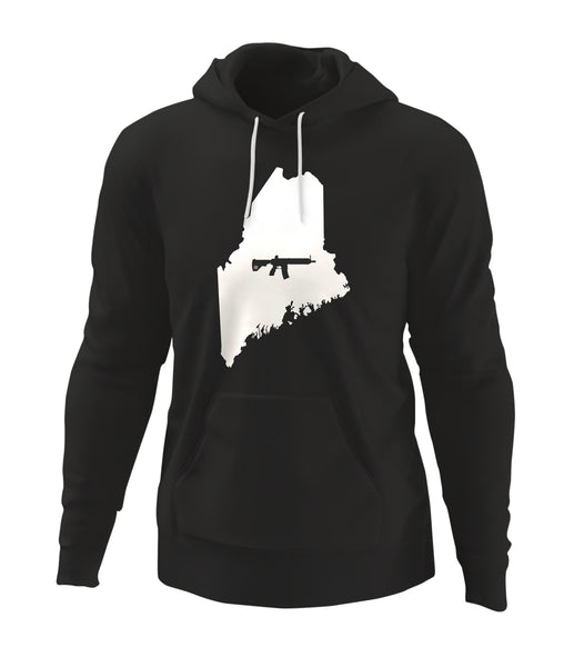 Keep Maine Tactical Hoodie