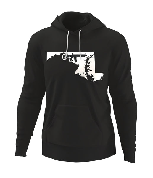 Keep Maryland Tactical Hoodie