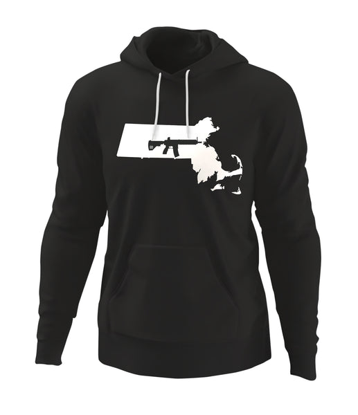 Keep Massachusetts Tactical Hoodie