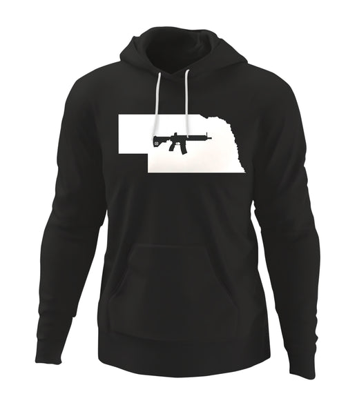 Keep Nebraska Tactical Hoodie