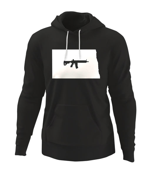 Keep North Dakota Tactical Hoodie