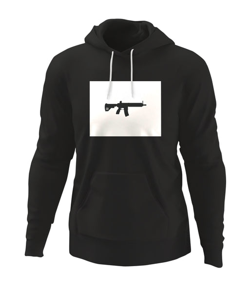 Keep Wyoming Tactical Hoodie