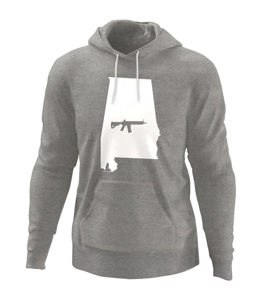 Keep Alabama Tactical Hoodie