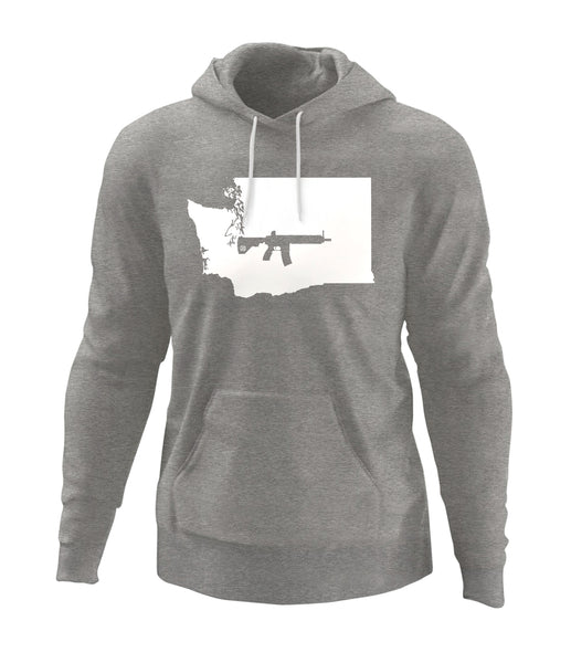 Keep Washington Tactical Hoodie