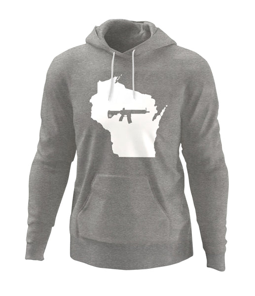 Keep Wisconsin Tactical Hoodie