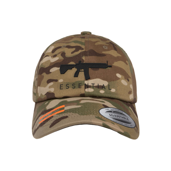 AR-15s Are Essential Dad Hat Tactical MultiCam