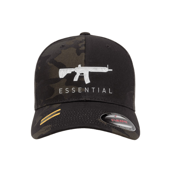 AR-15s Are Essential FlexFit Hat Tactical Black MultiCam