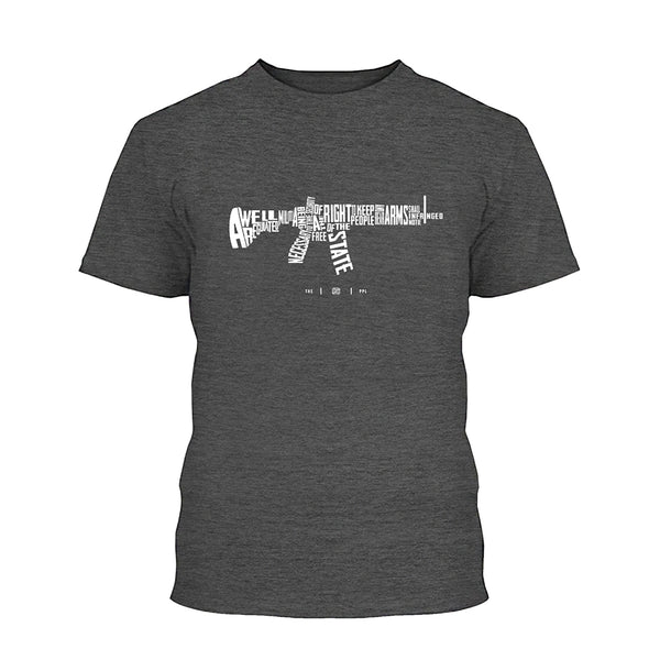 AR-15's are protected by the Second Amendment Shirt