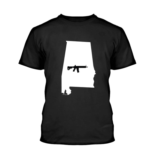 Keep Alabama Tactical Shirt