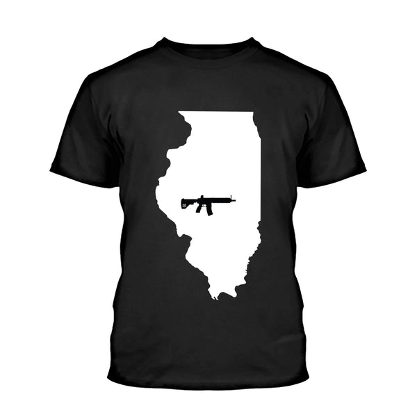 Keep Illinois Tactical Shirt