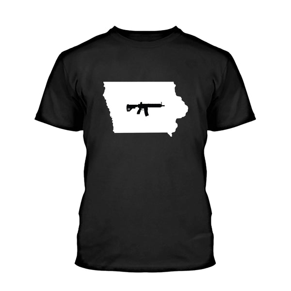 Keep Iowa Tactical Shirt