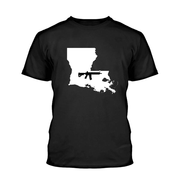 Keep Louisiana Tactical Shirt