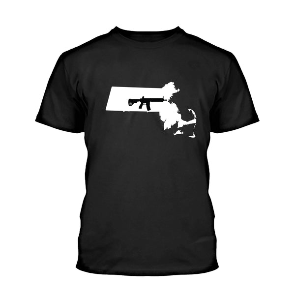 Keep Massachusetts Tactical Shirt