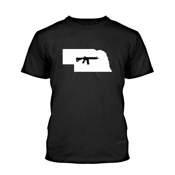 Keep Nebraska Tactical Shirt
