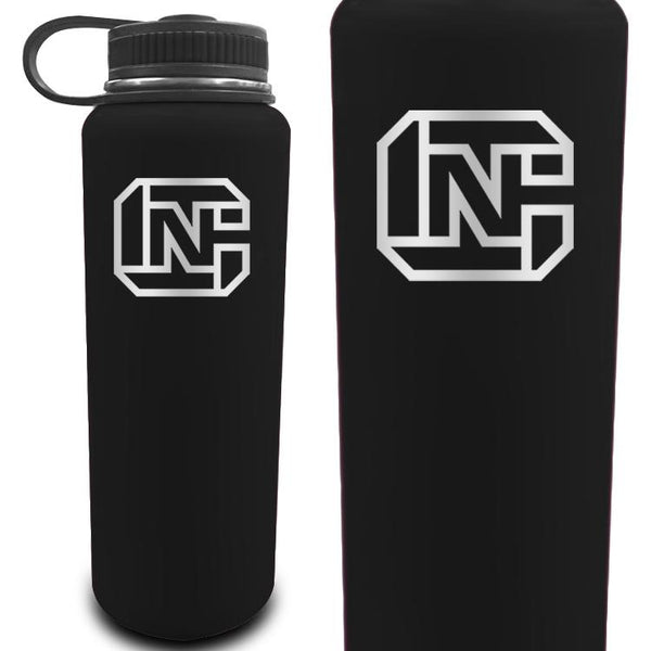 CN Logo 40oz Vacuum Insulated Bottle